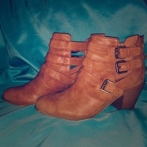 Booties by Guess